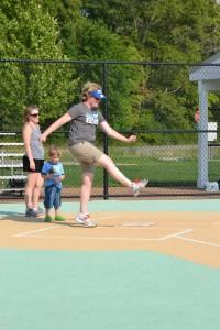 Jen Kickball for Fundraising Blog
