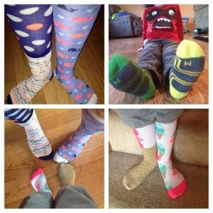 Lots of Socks for blog