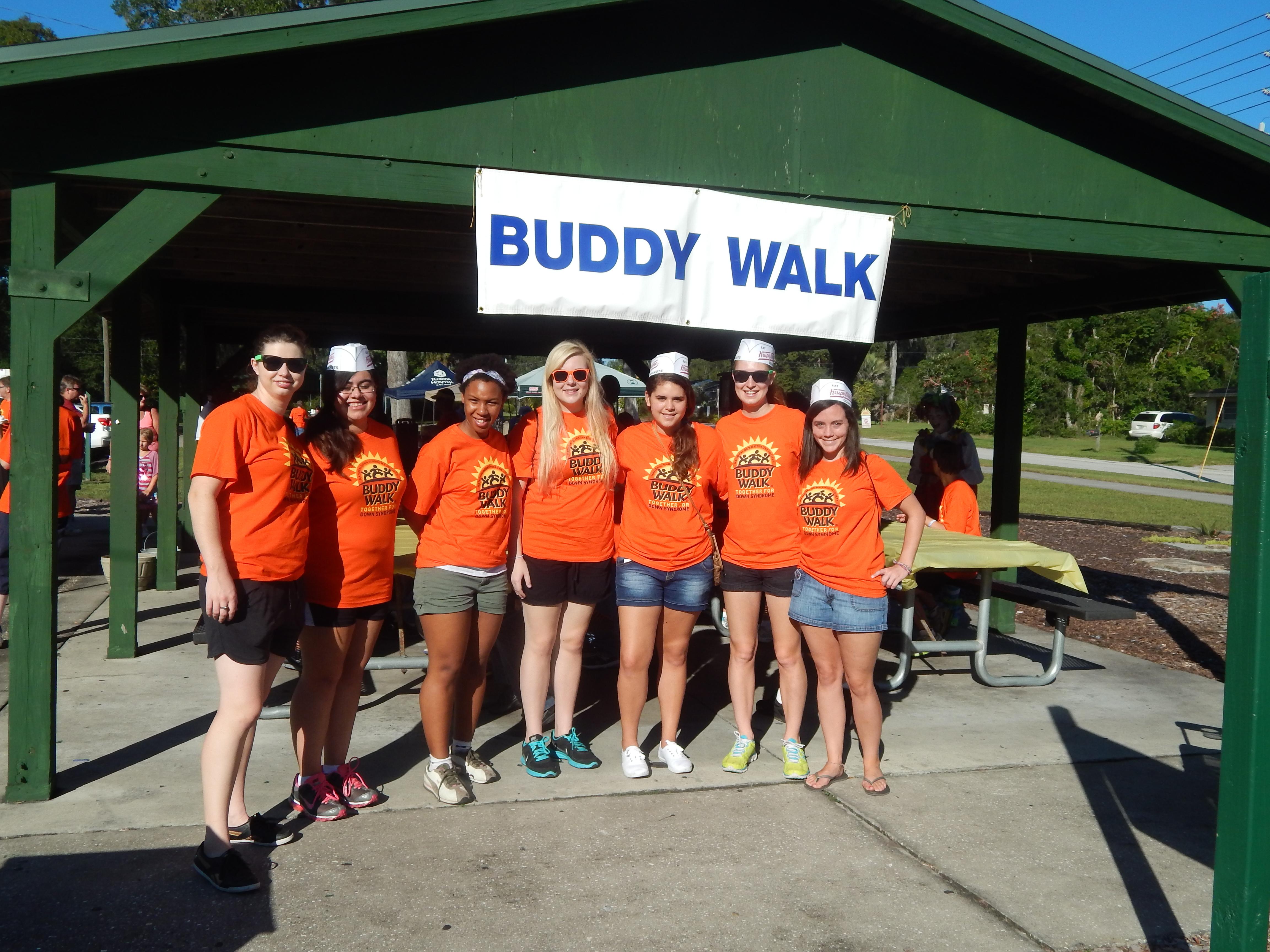 Stenton Arc Buddy Walk