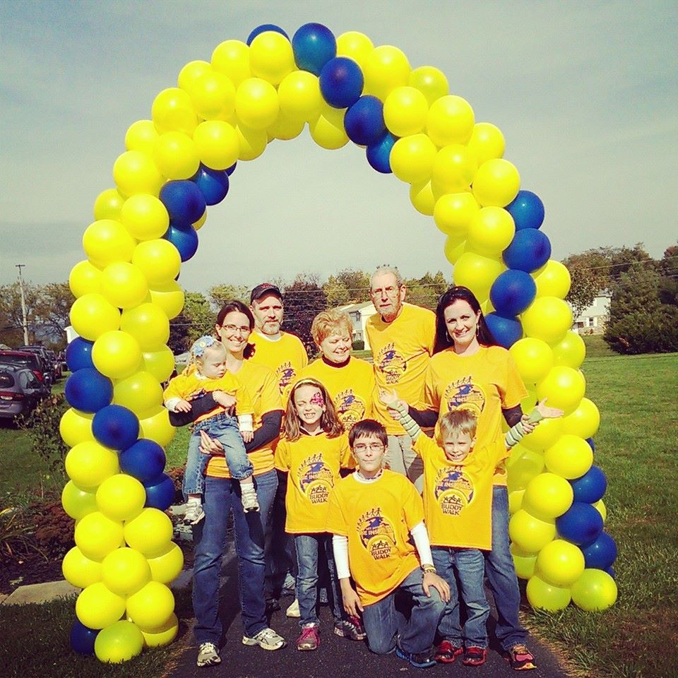 Event Coordinator Tips York Area Buddy Walk blog picture