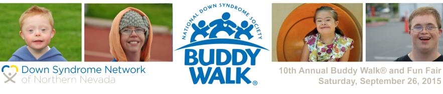 Reno Buddy Walk