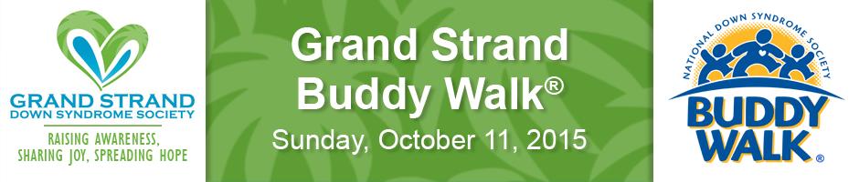 Grand Strand Buddy Walk