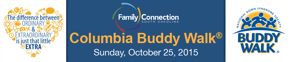 Family Connection Columbia Buddy Walk
