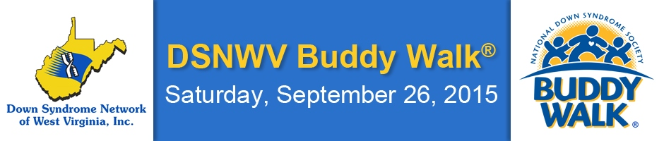 Down Syndrome Network of West Virginia Buddy Walk