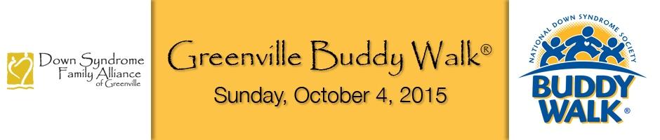 Greenville Buddy Walk