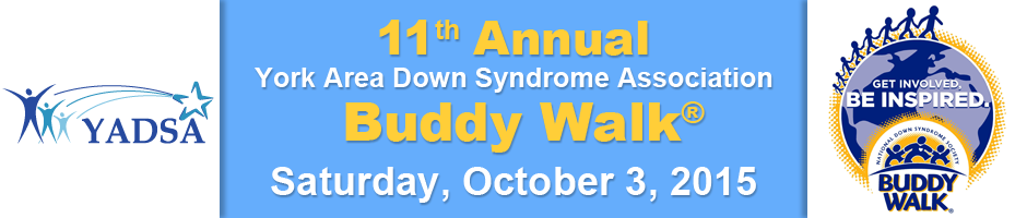York Area Down Syndrome Buddy Walk