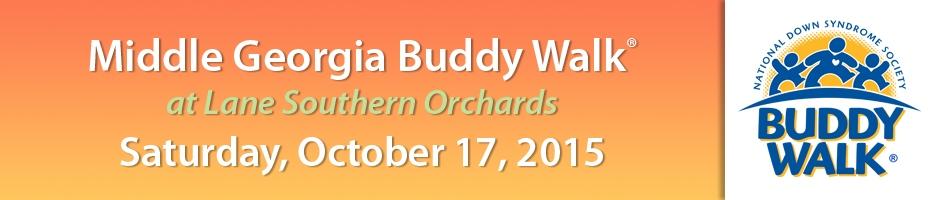 Middle Georgia Buddy Walk