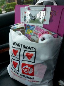 Heartbeats delivers care packages