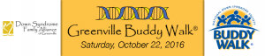Greenville Buddy Walk