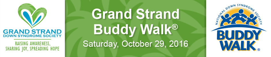 Grand Strand Buddy Walk