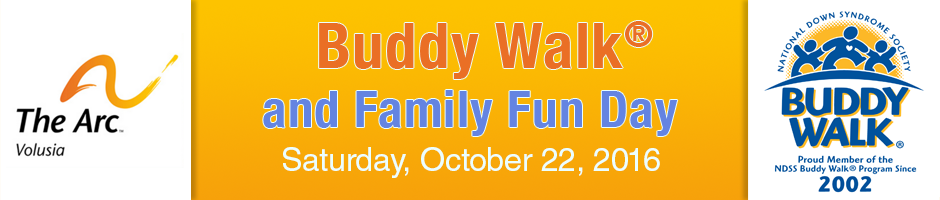 Arc Volusia Stenson University Buddy Walk