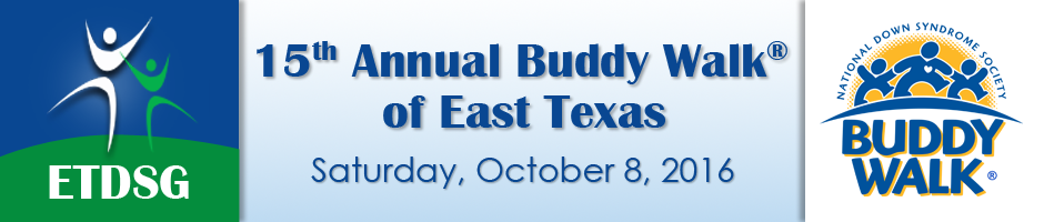 East Texas Buddy Walk
