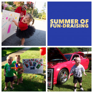 Summer of Fundraising