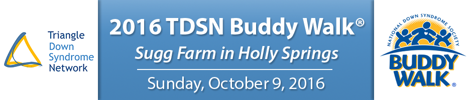 TDSN Buddy Walk