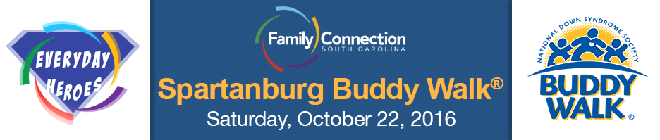 Family Connection Spartenburg Buddy Walk