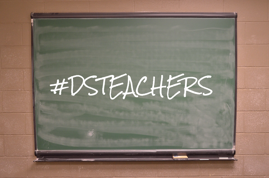#DSTeachers