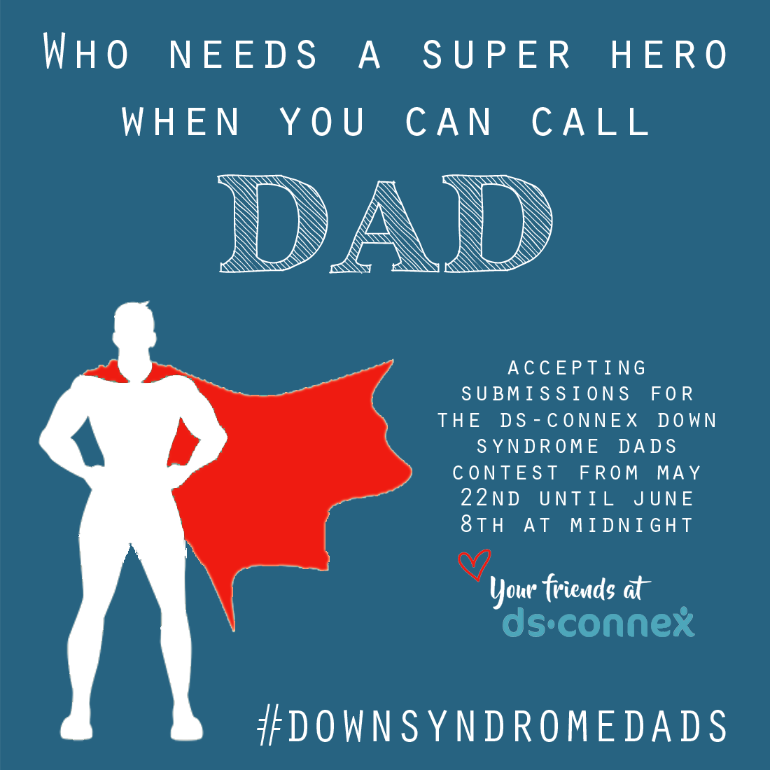 downsyndromedads Fathers Day 2018