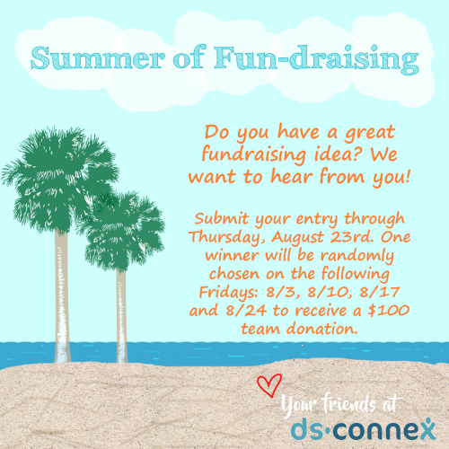 2018 Summer of Fundraising