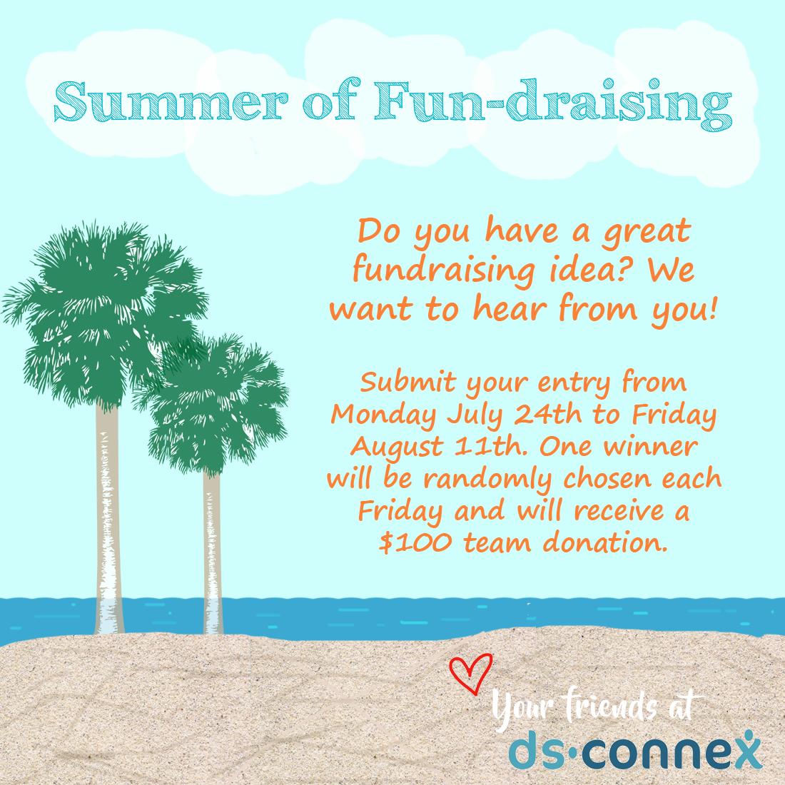 2017 Summer of Fundraising