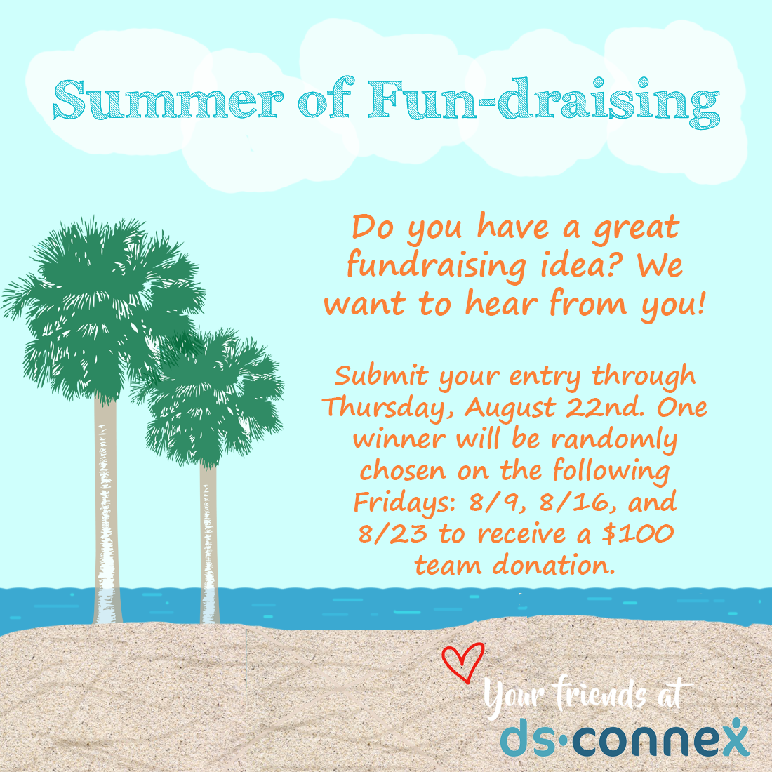 2019 Summer of Fundraising