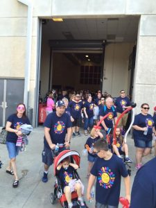 DSGO Step Up for Down Syndrome Walk